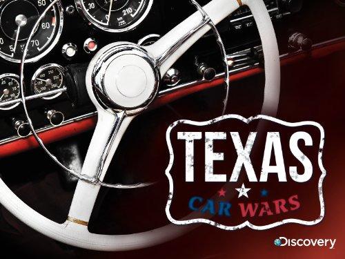 Сериал Автомобильные торги в Техасе