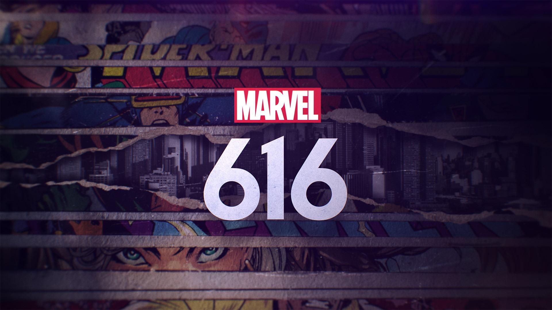 Show Marvel's 616