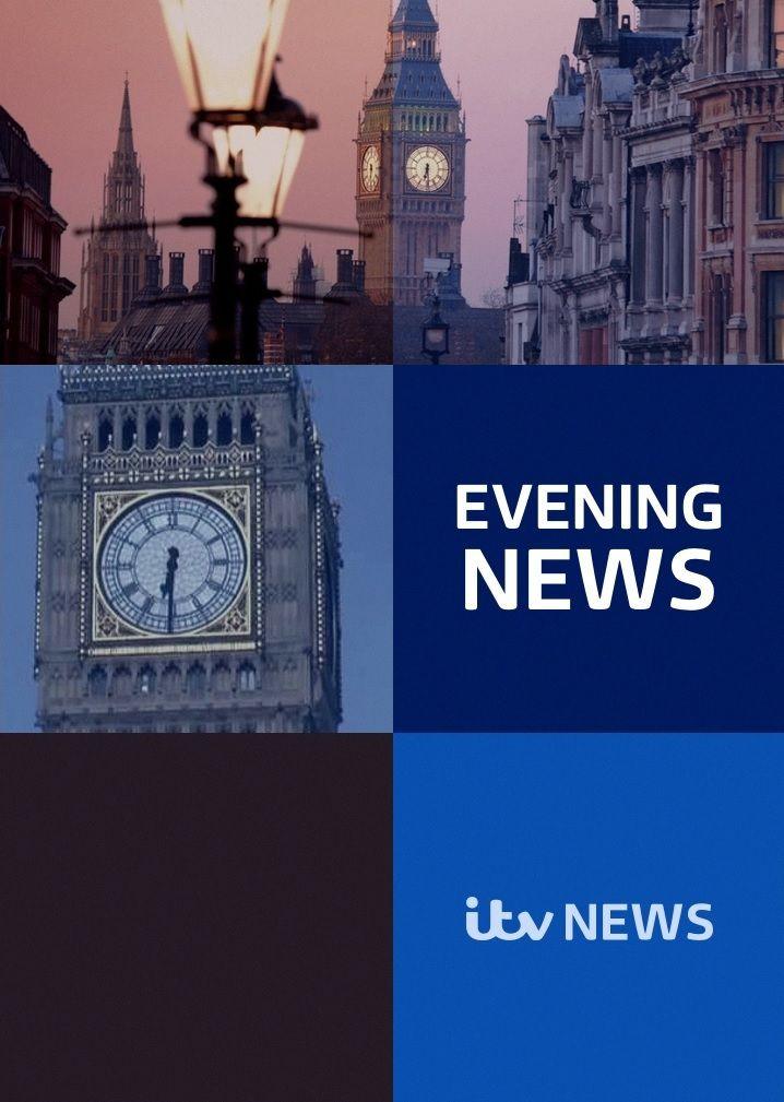 Сериал ITV Evening News