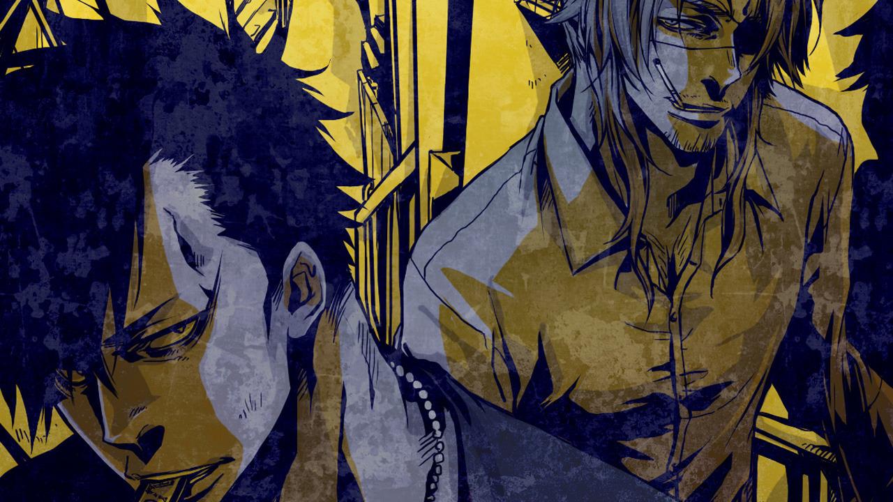 Anime Gangsta.