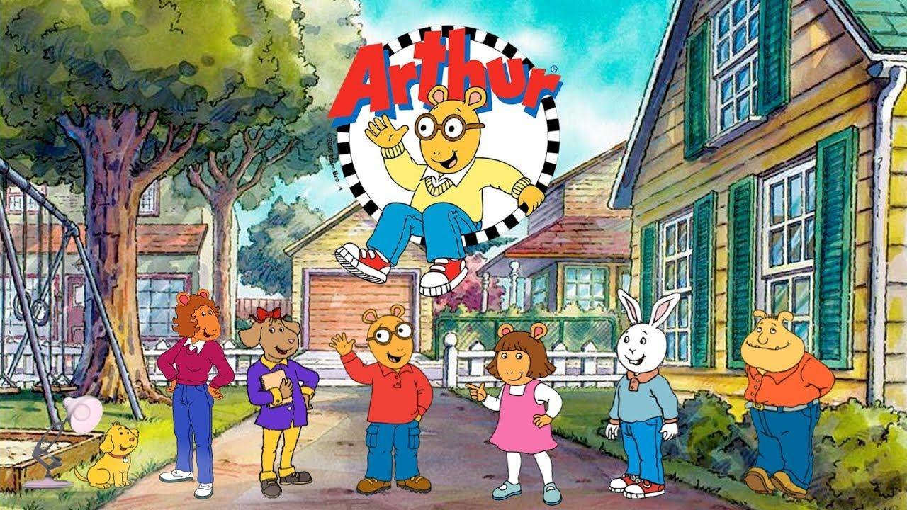 Сериал Arthur