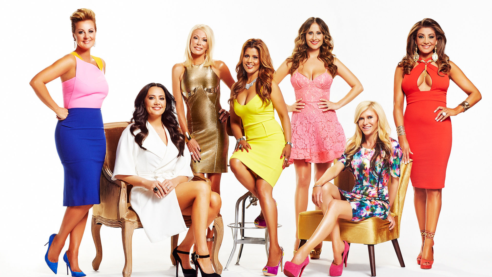 Сериал The Real Housewives of Melbourne