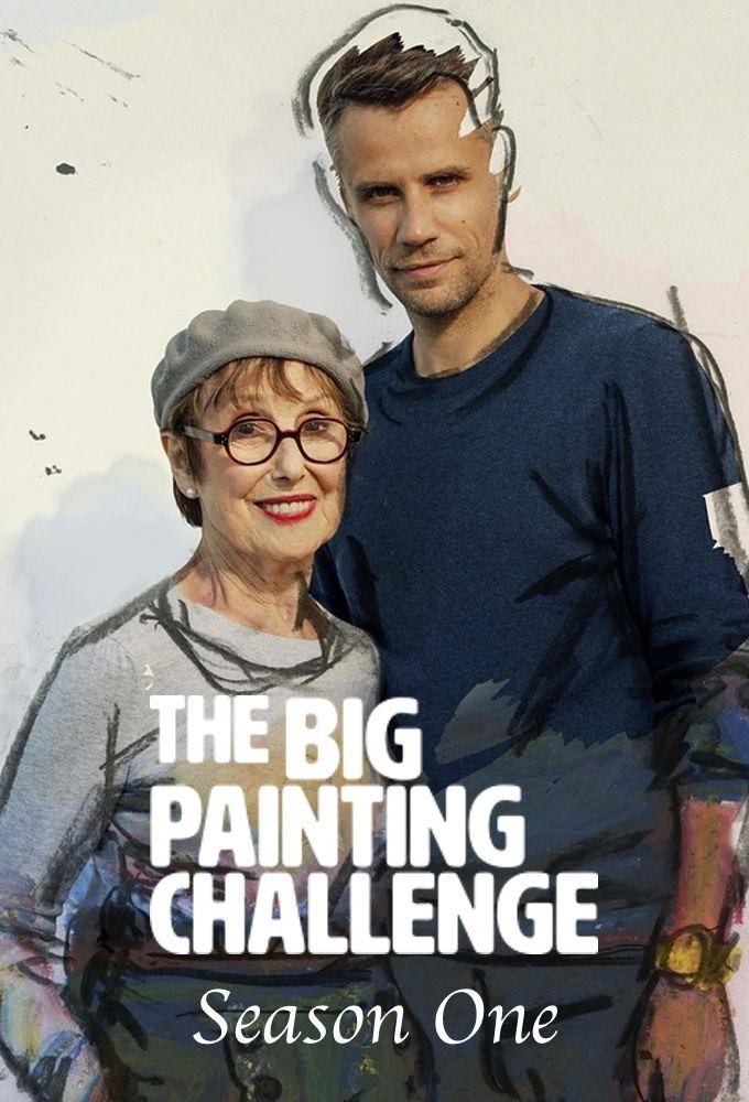 Сериал The Big Painting Challenge