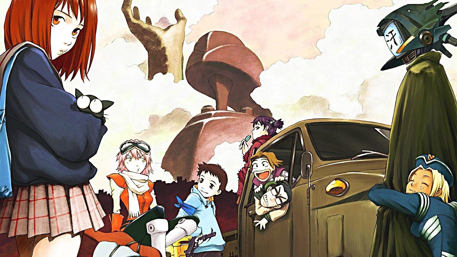Anime FLCL