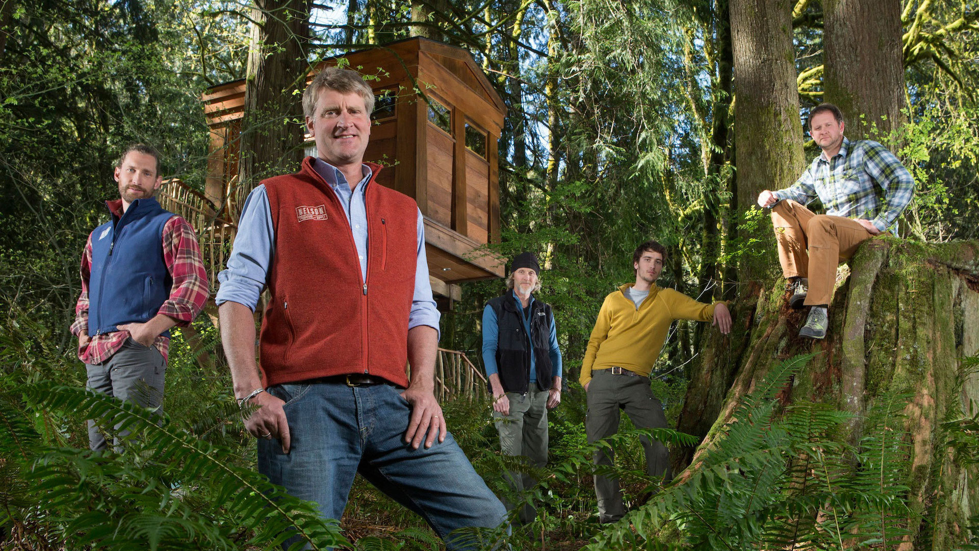 Show Treehouse Masters