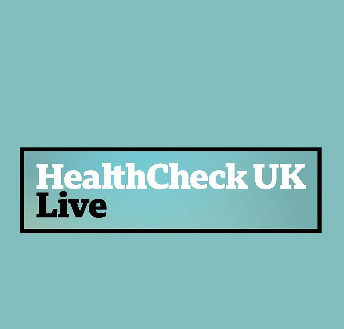 Show HealthCheck UK Live
