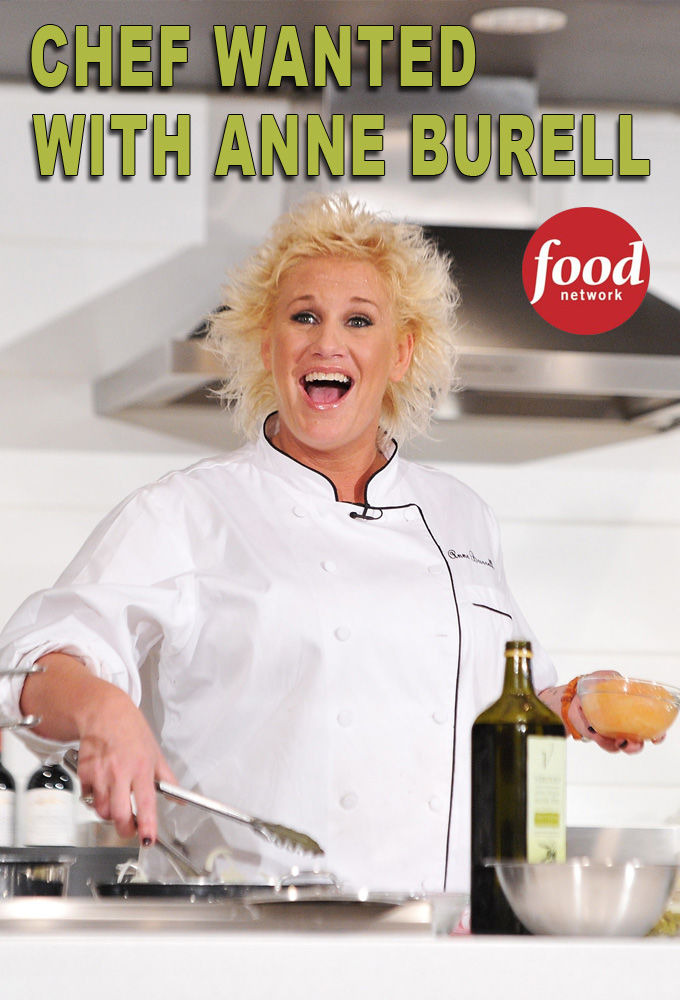 Сериал Chef Wanted with Anne Burrell