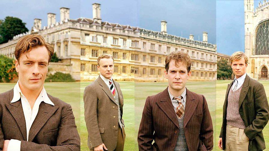 Show Cambridge Spies