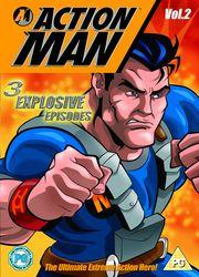 Cartoon Action Man (1995)
