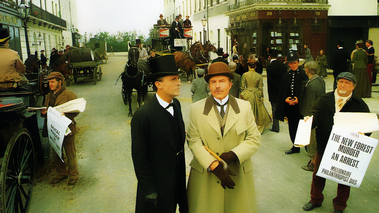 Show The Adventures of Sherlock Holmes