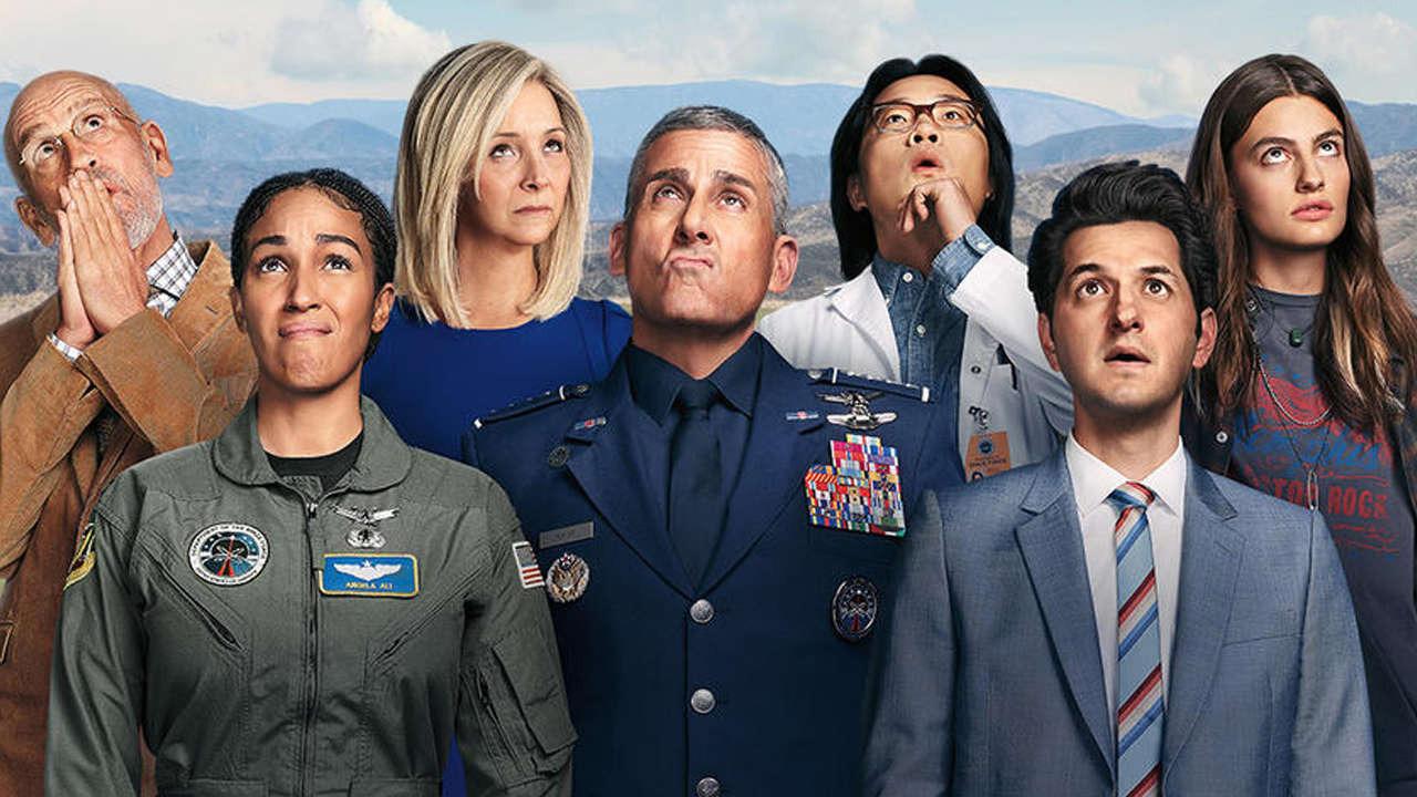 Сериал Космические войска