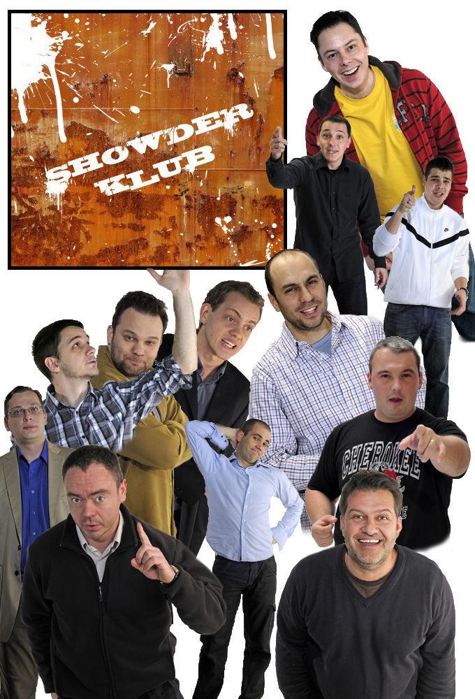 Сериал Showder Klub