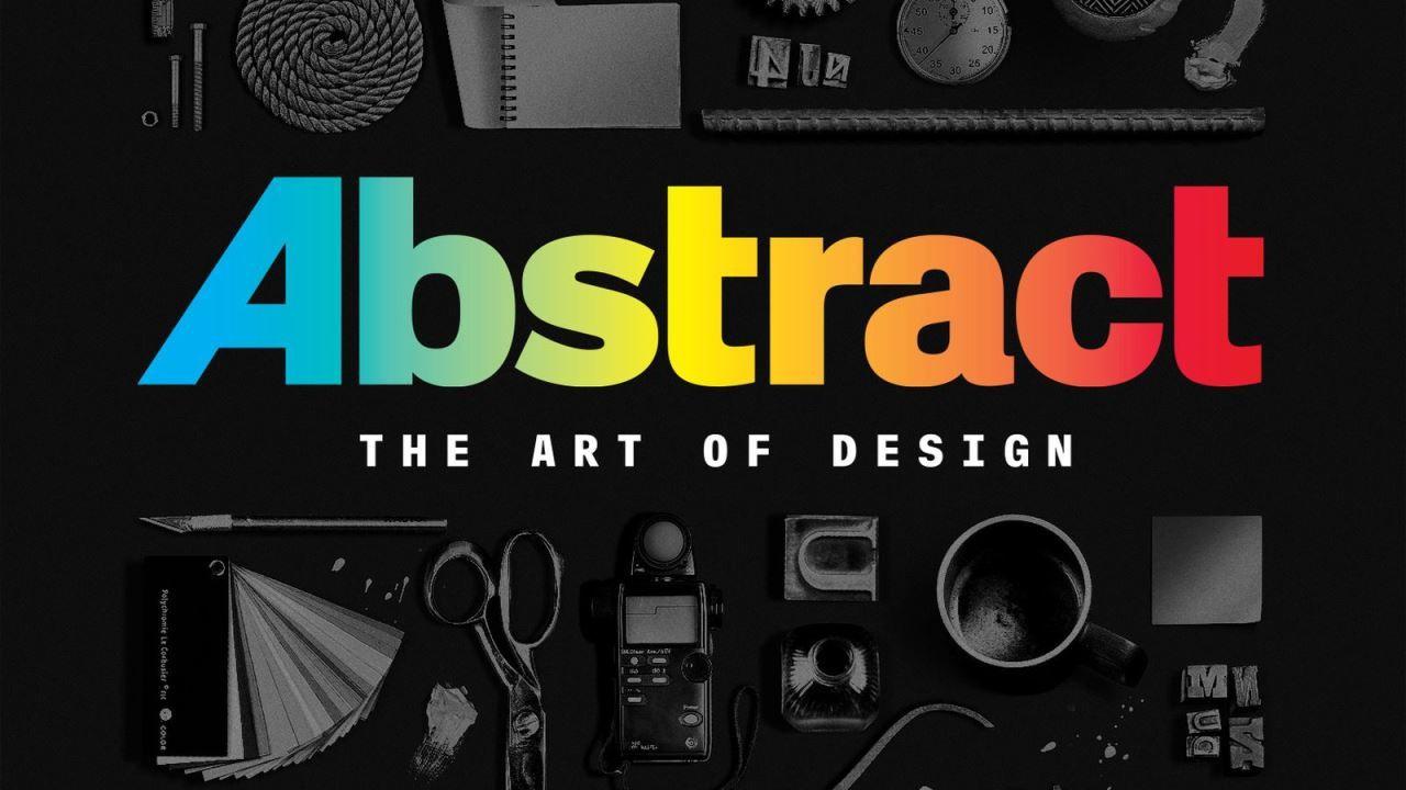 Show Абстракция: Искусство дизайна