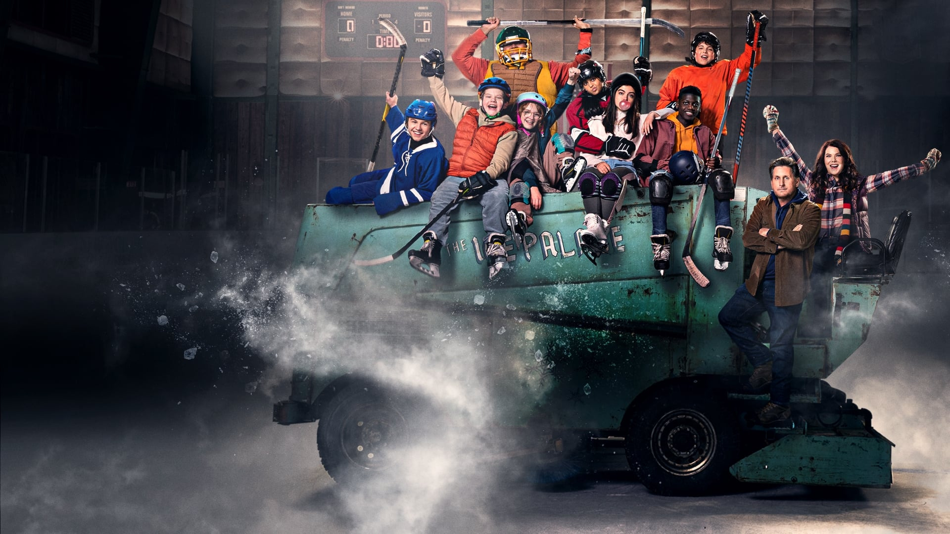 Show The Mighty Ducks: Game Changers