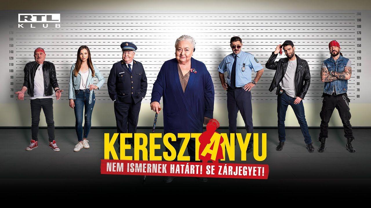 Show Keresztanyu