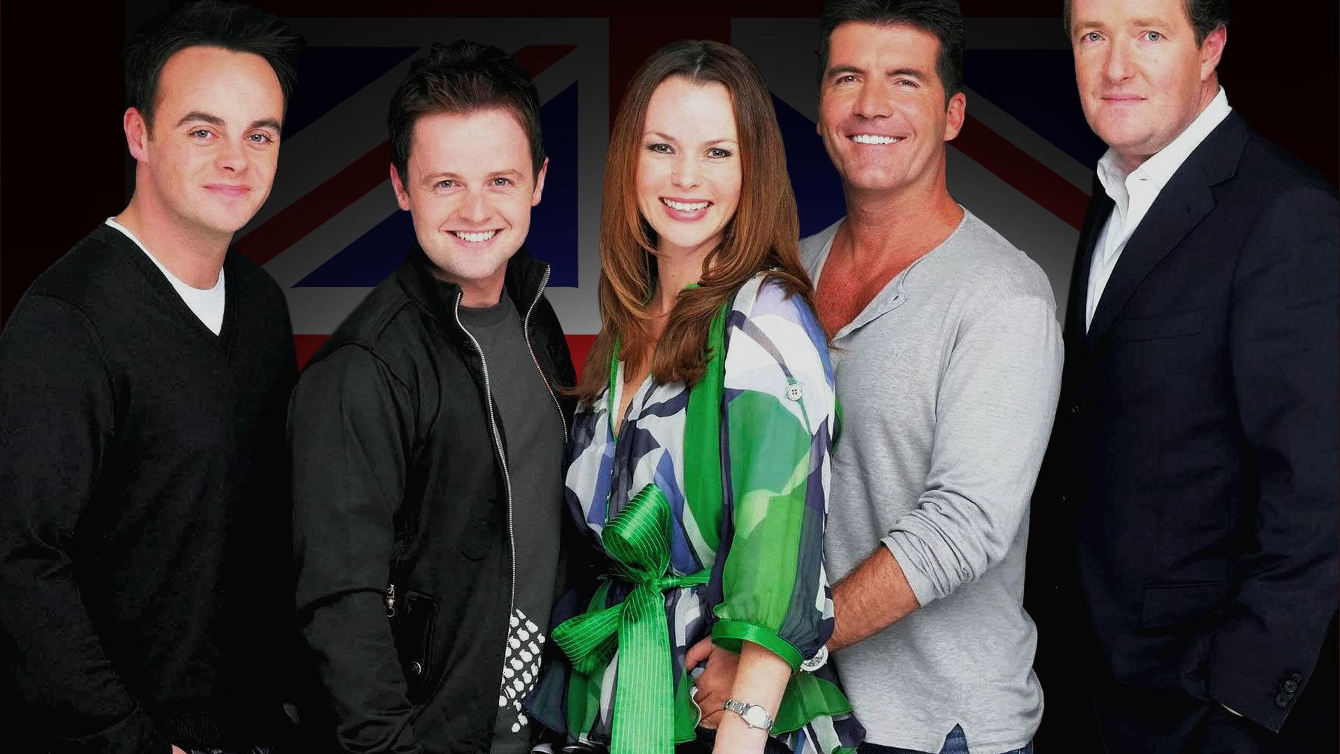 Show Британия ищет таланты