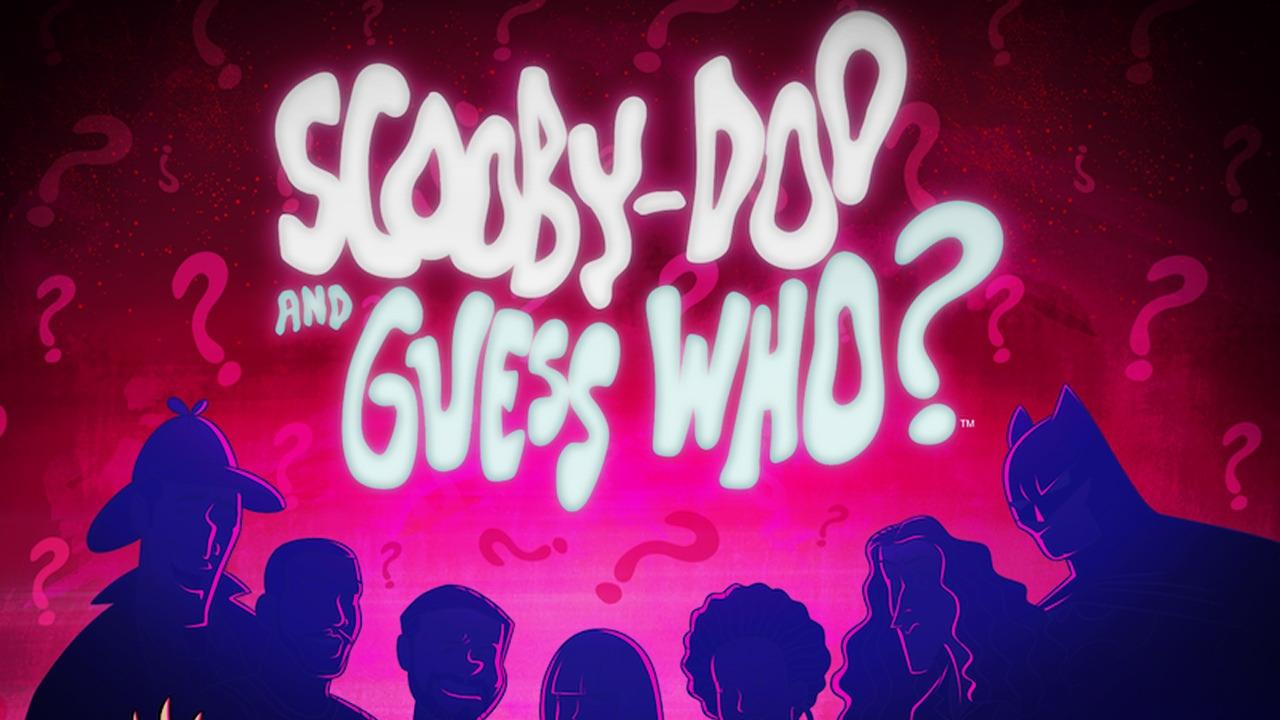 Сериал Скуби-Ду и угадай кто?