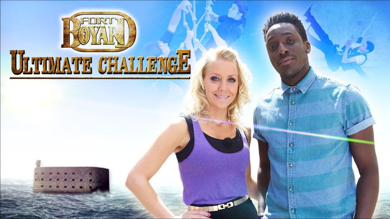 Show Fort Boyard— Ultimate Challenge