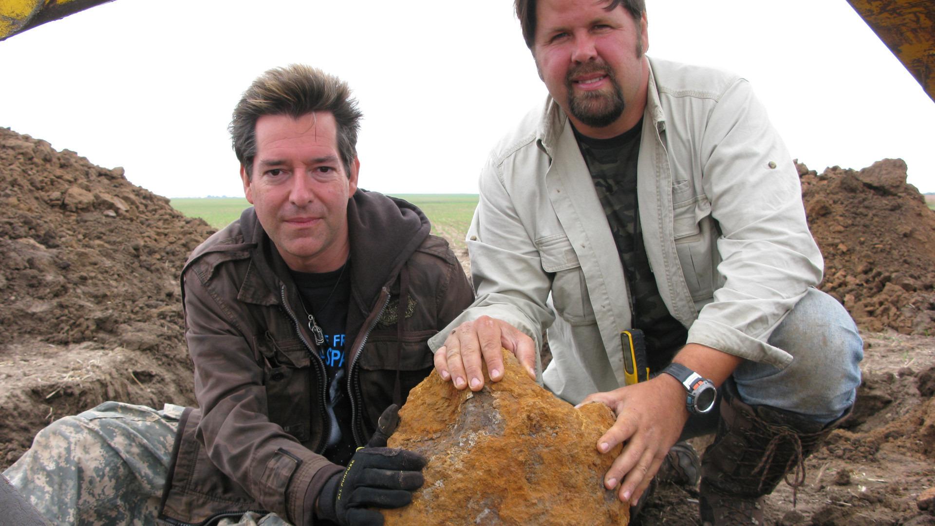 Show Meteorite Men