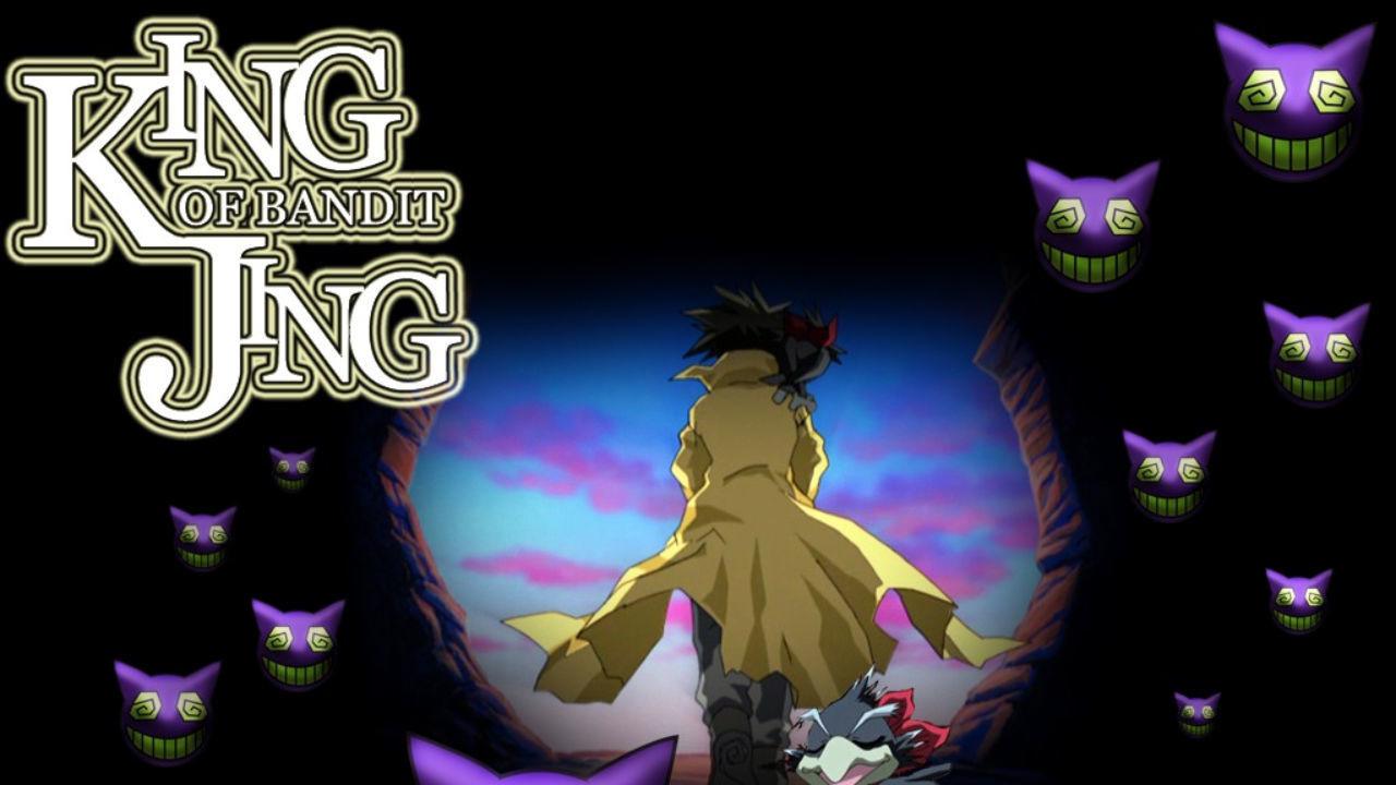 Аниме Приключения Джинга/Джинг, король бандитов