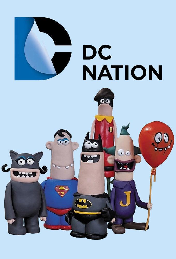 Сериал DC's World's Funniest