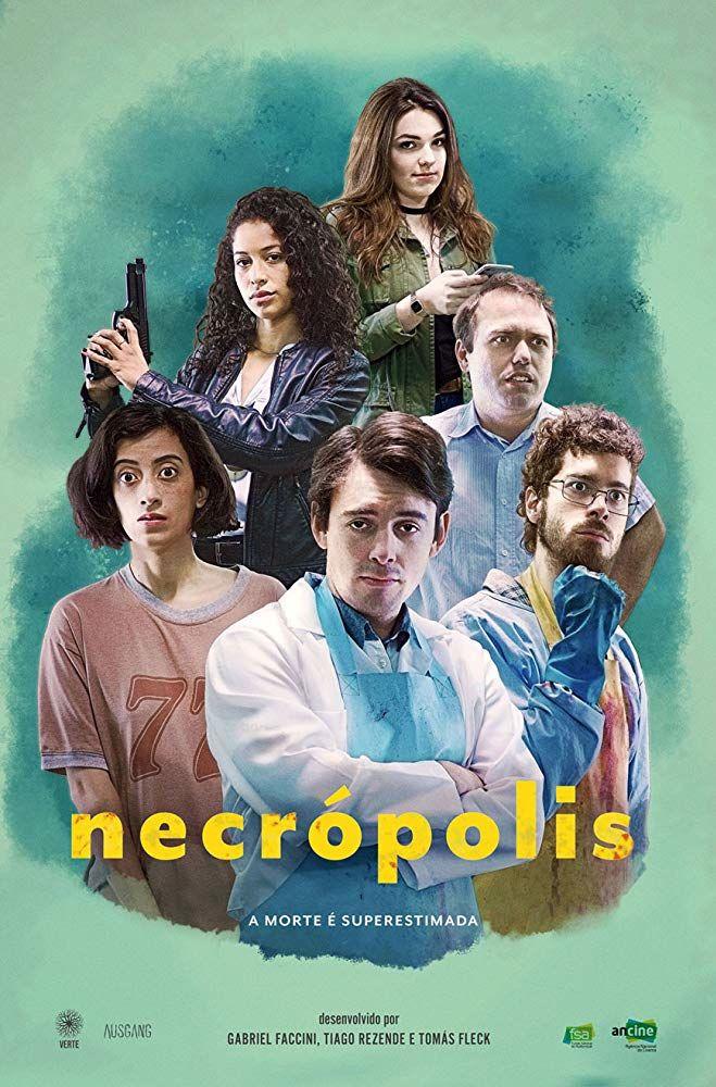 Сериал Necrópolis