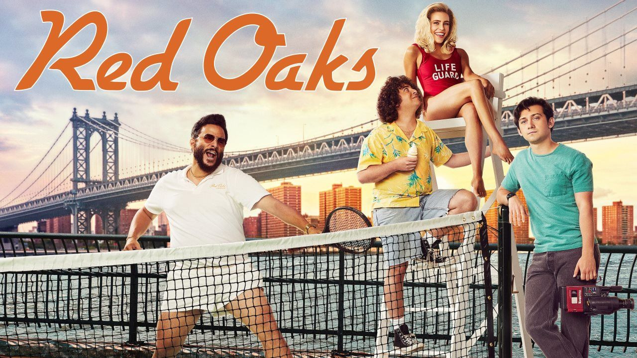 Show Red Oaks
