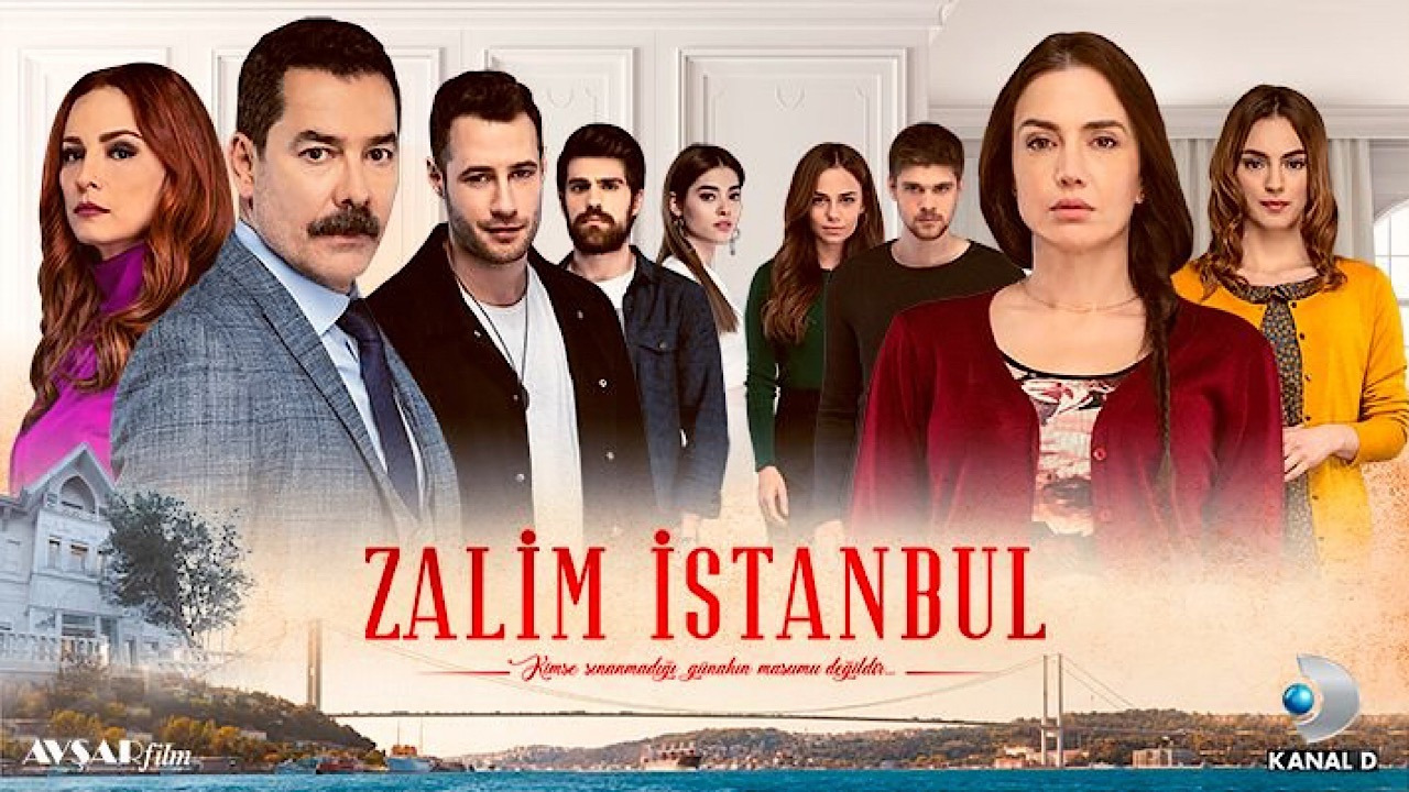 Сериал Жестокий Стамбул