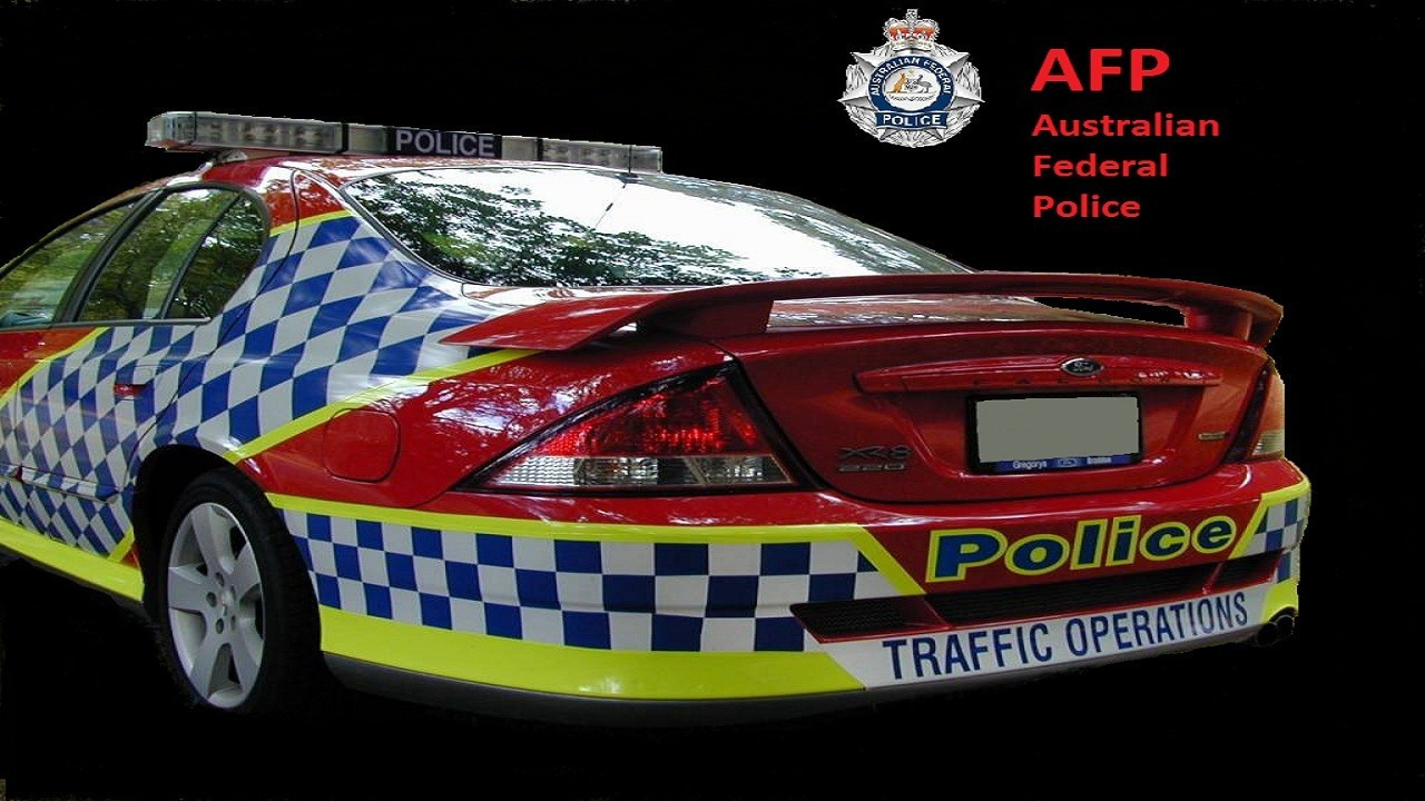 Show AFP: Australian Federal Police