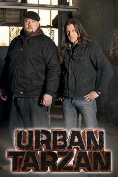 Сериал Urban Tarzan