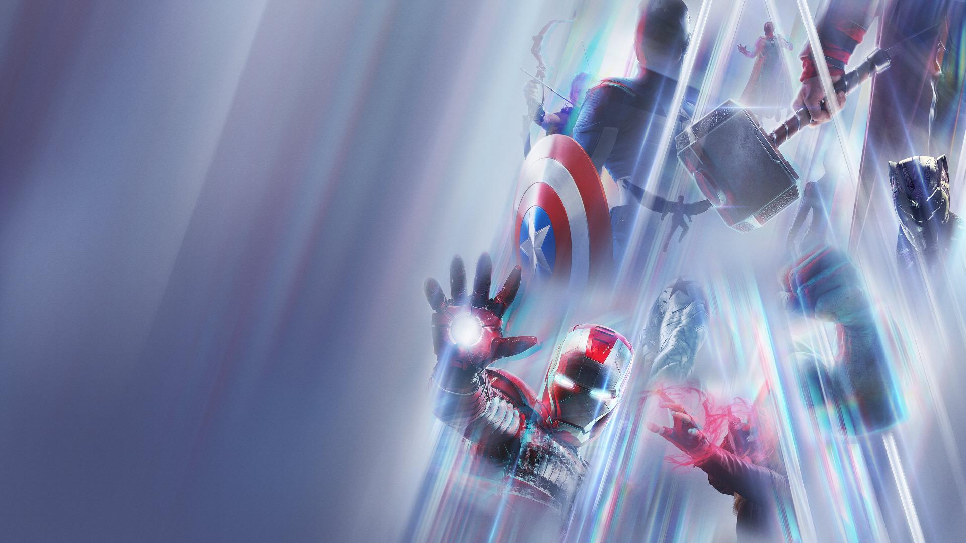 Show Marvel Studios: Legends