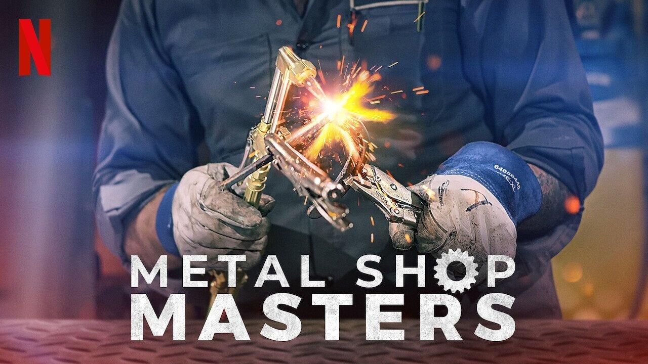 Сериал Мастера металла