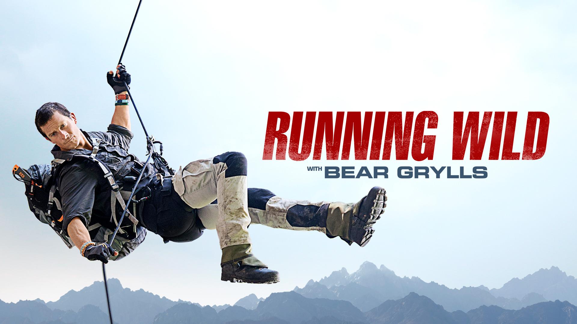 Show Running Wild with Bear Grylls
