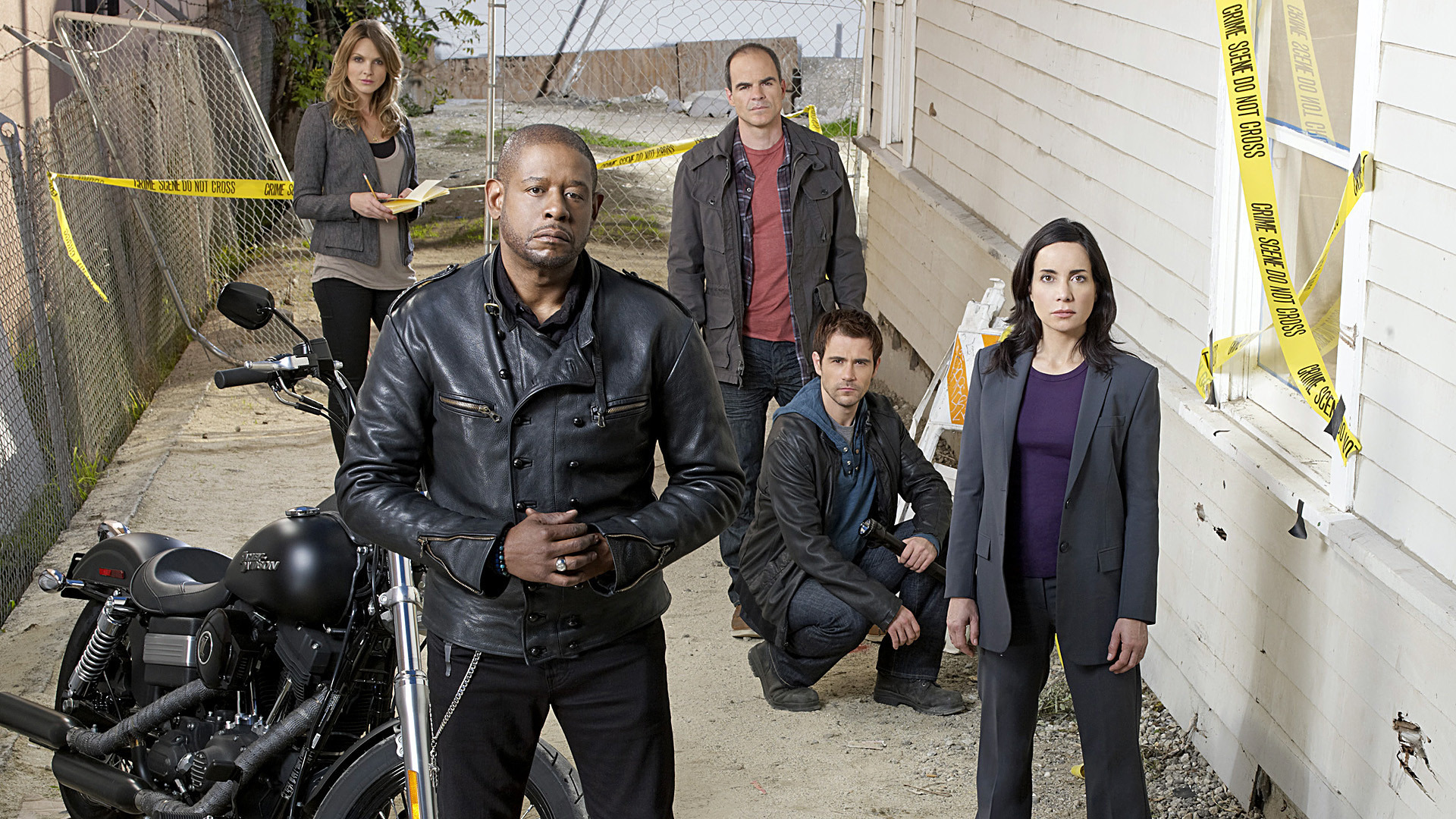 Show Criminal Minds: Suspect Behavior
