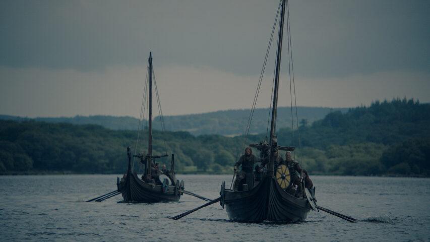 Сериал Последнее путешествие Викингов