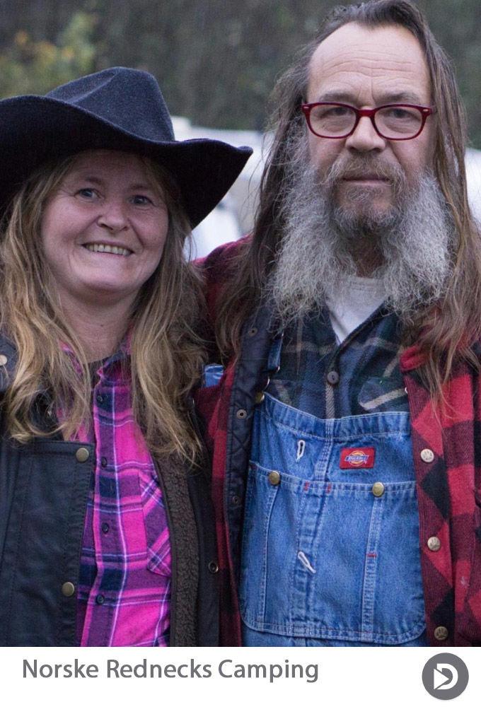 Show Norske Rednecks Camping