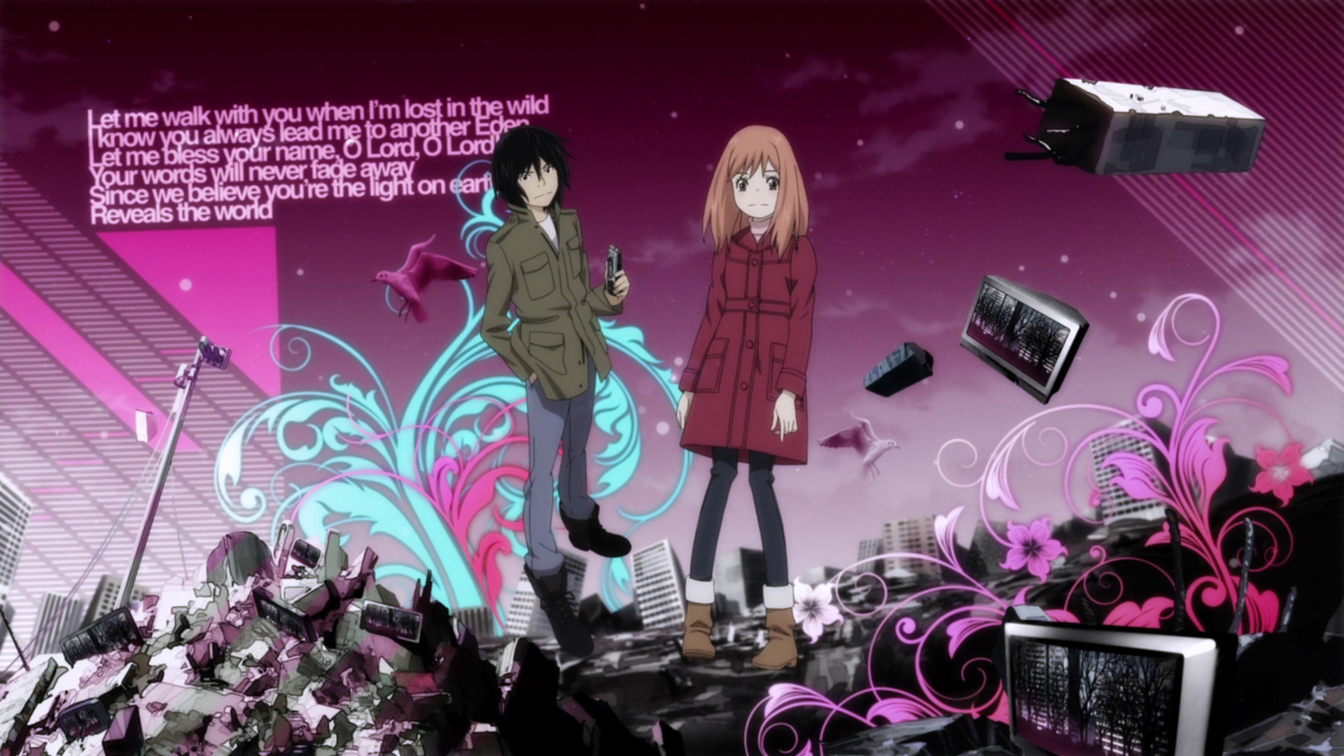 Anime Higashi no Eden