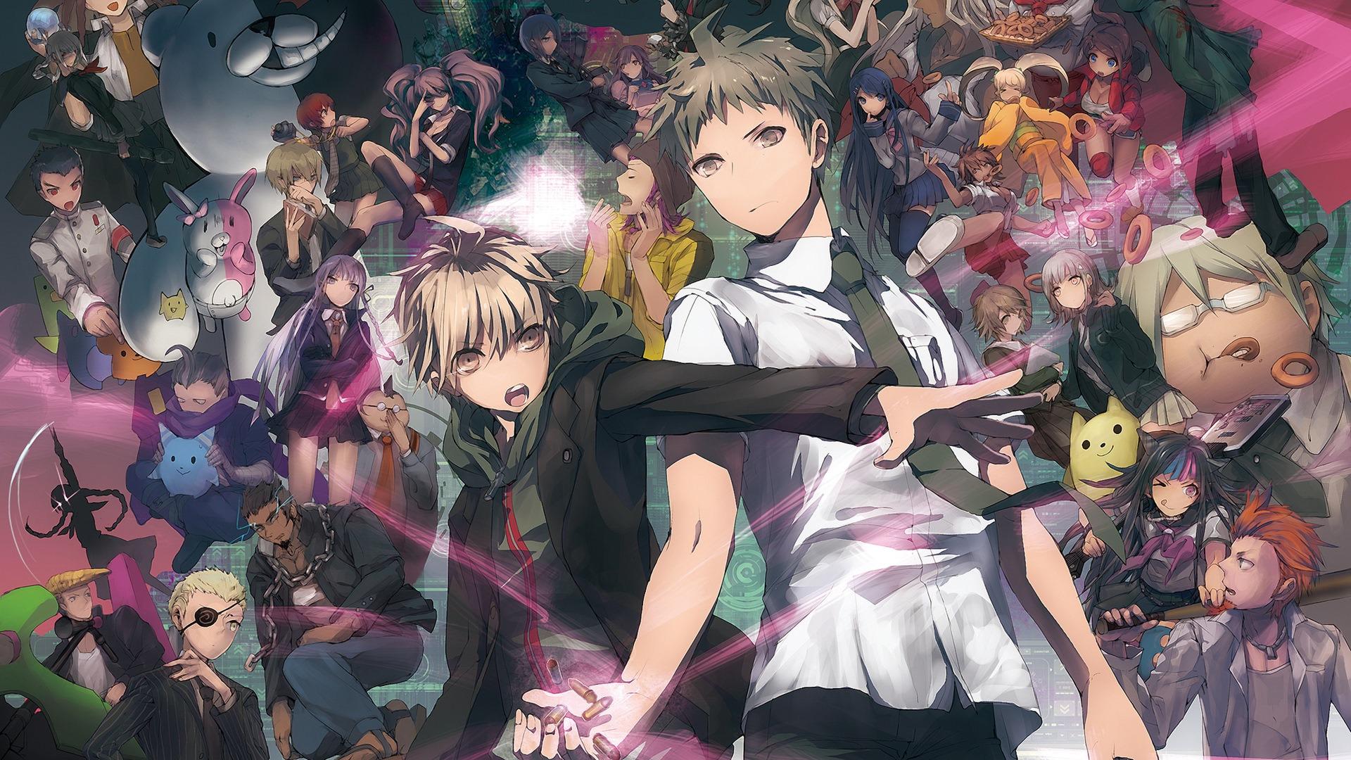 Anime Danganronpa 3: The End of Kibougamine Gakuen - Zetsubou Hen
