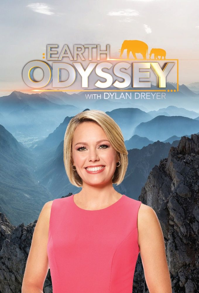 Show Earth Odyssey with Dylan Dreyer