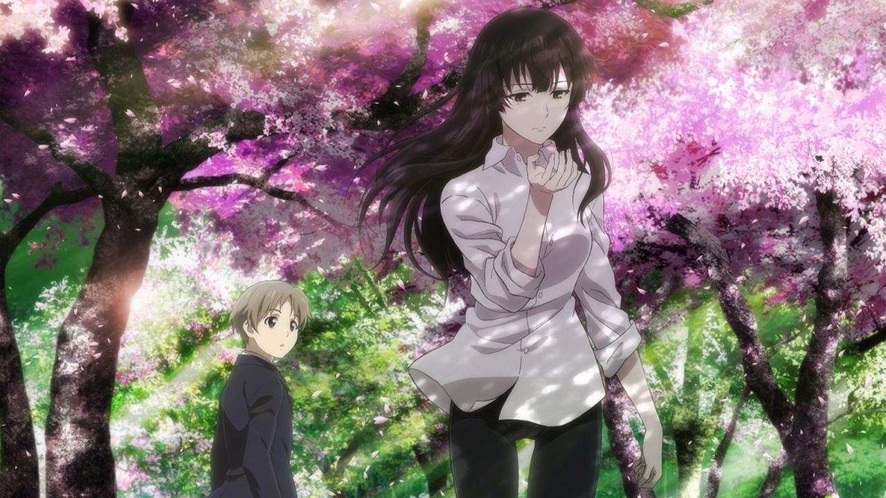 Anime Sakurako-san no Ashimoto ni wa Shitai ga Umatteiru