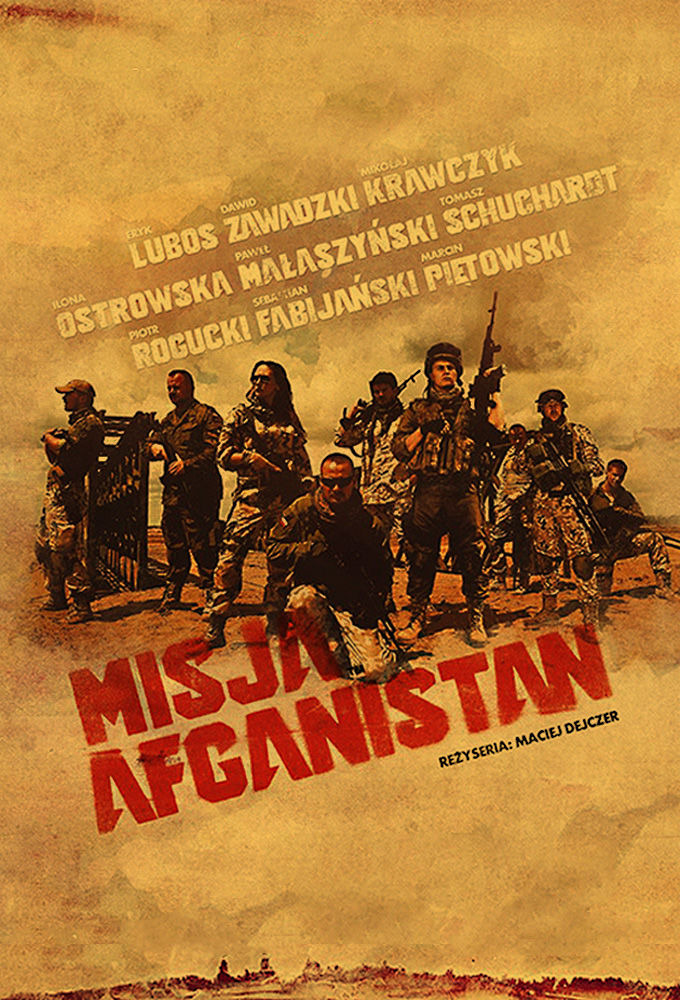 Show Misja Afganistan