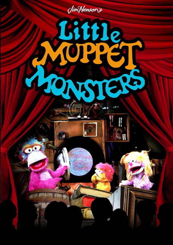 Мультсериал Little Muppet Monsters
