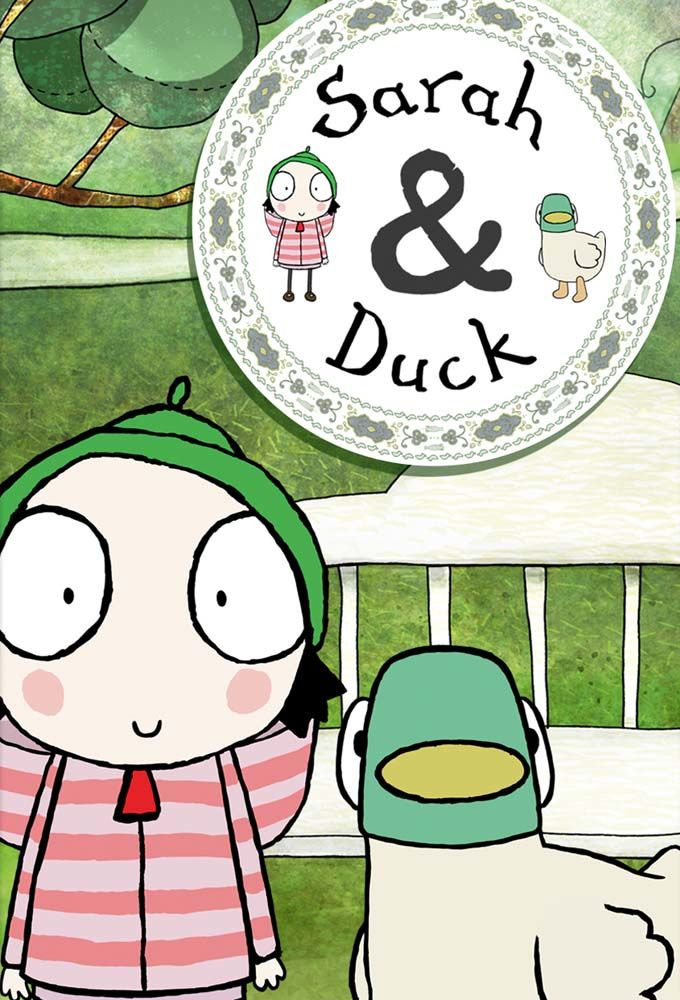 Сериал Sarah & Duck