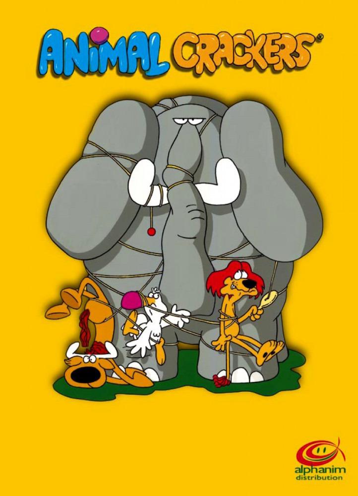 Cartoon Animal Crackers