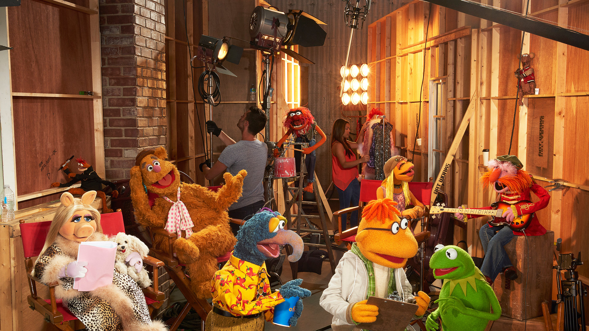 Show The Muppets