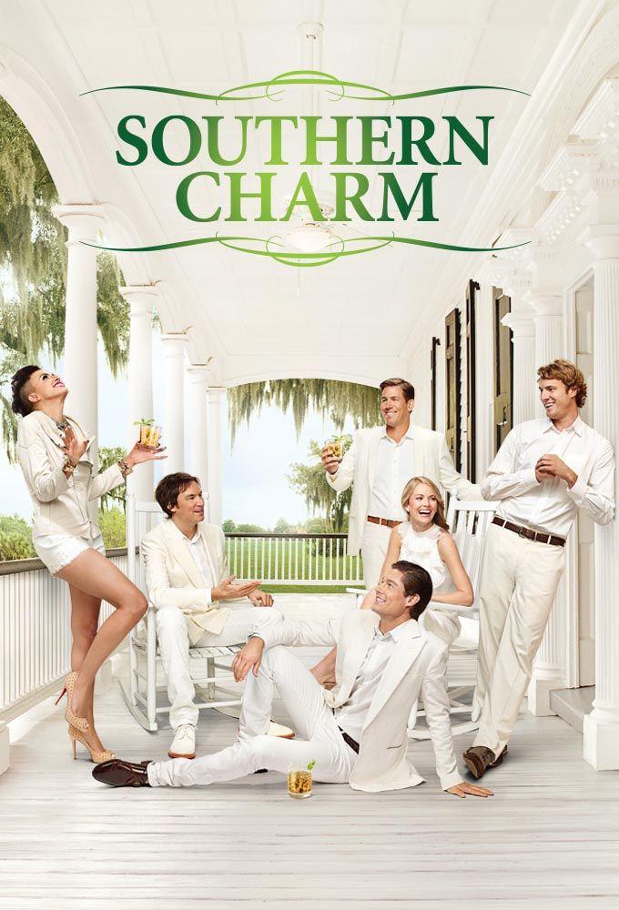 Сериал Southern Charm