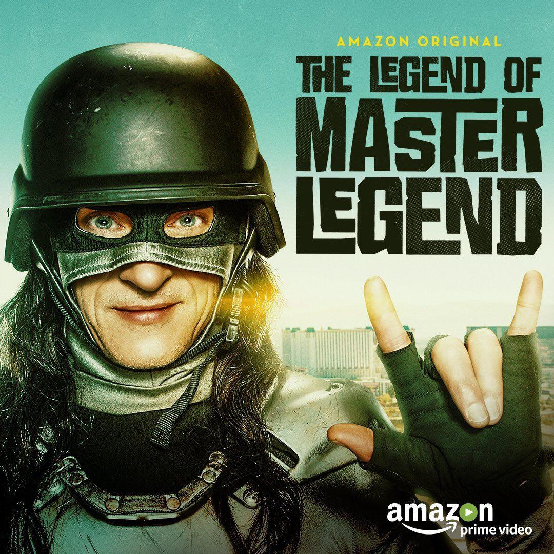 Show The Legend of Master Legend