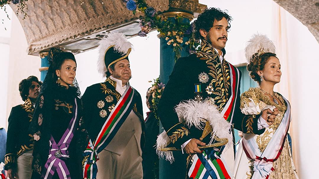 Сериал Бразильская империя