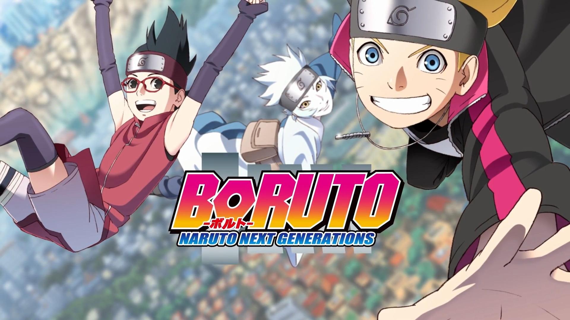 Anime Boruto: Naruto Next Generations