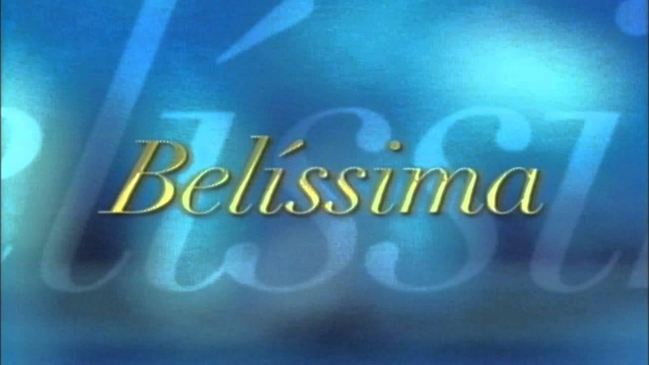 Show Belíssima
